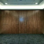 Slip matched panelling