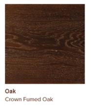 Fumed oak veneers