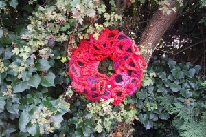 Poppy Appeal - Knitted Poppies