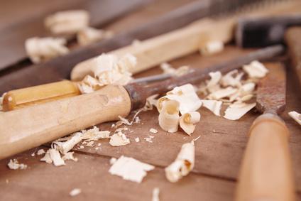 Wood veneering