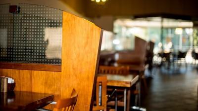 wood veneer panelling